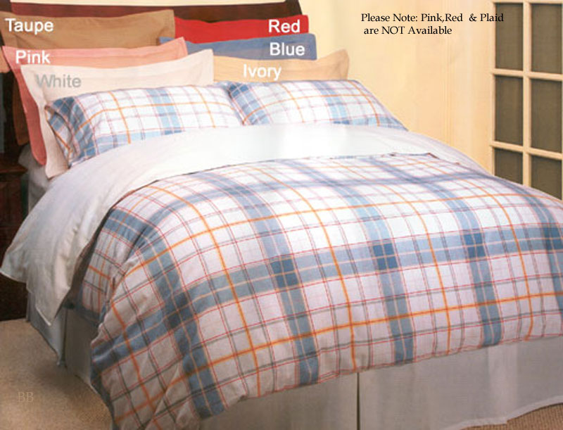 Flannel Luxury Sheets by CD Bedding of CA
