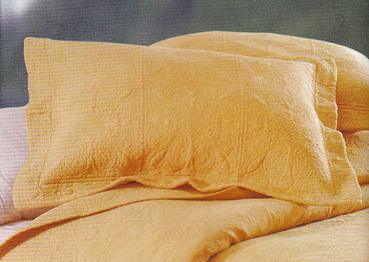 Matelasse Quilted Cornsilk By C Amp F Quilts