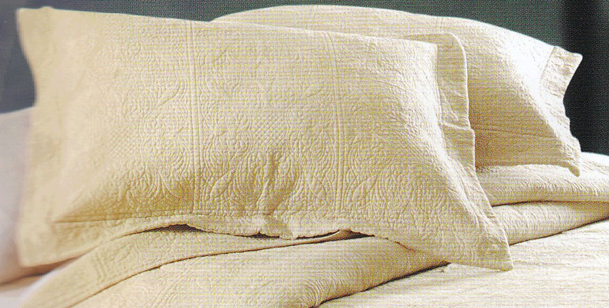 Matelasse Quilted Taupe By C Amp F Quilts Beddingsuperstore Com