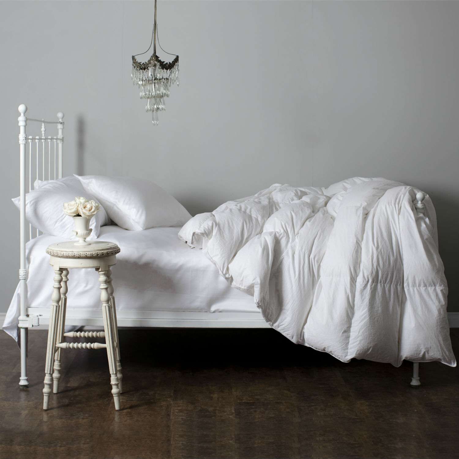 LaJord Duvet/Down Comforter & Pillows by St. Geneve Luxury Bedding
