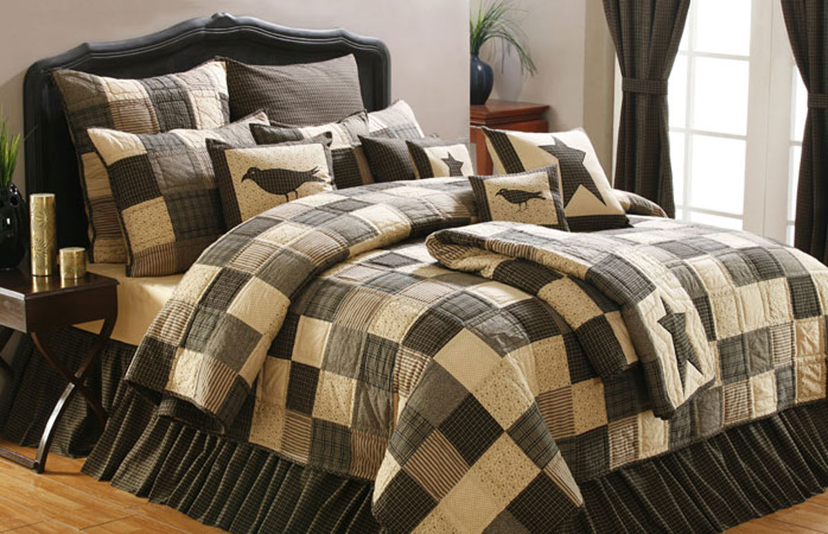 Kettle Grove by VHC Brands Quilts