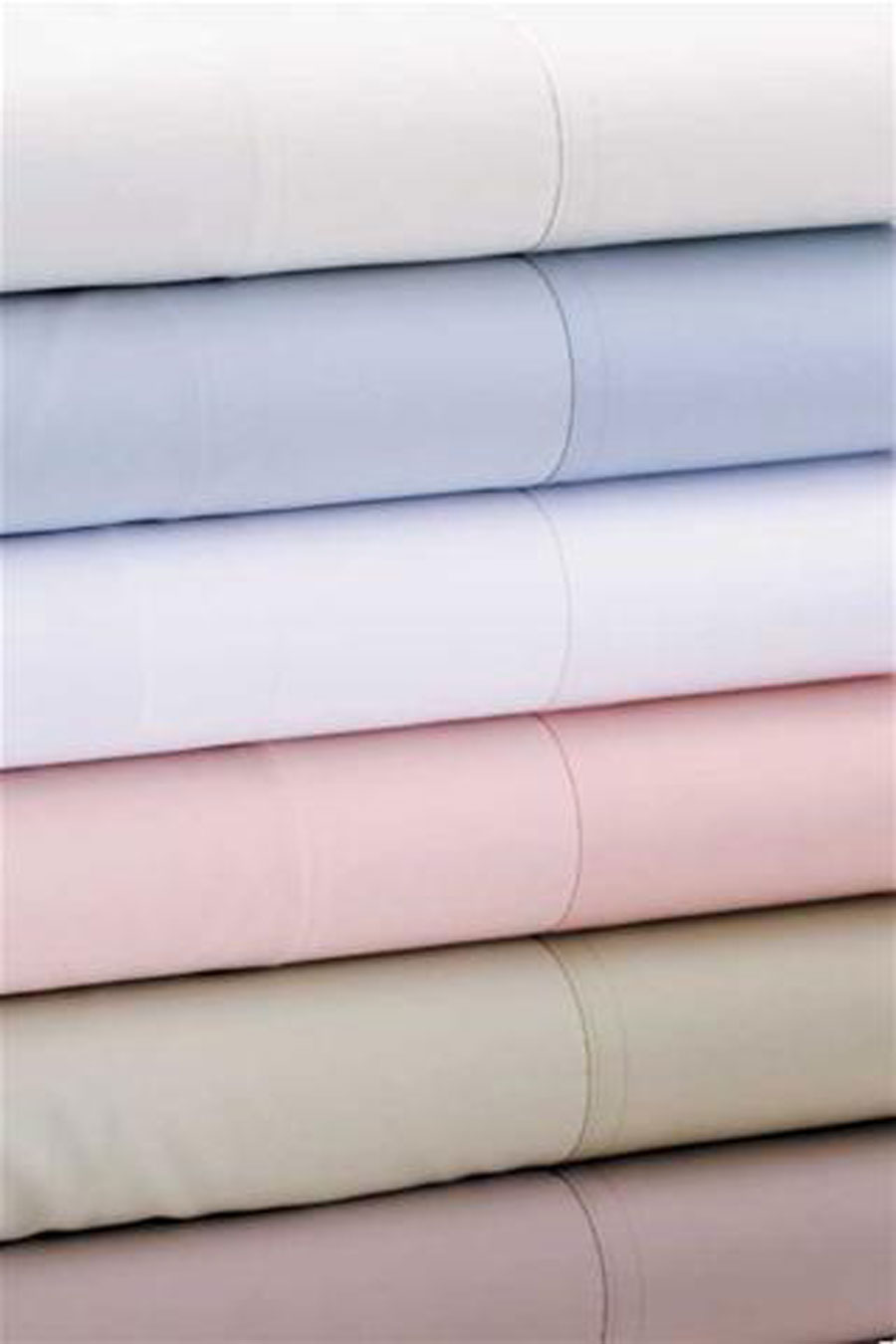 Basic Bedding 600 Thread Count 100% Egyptian Cotton Sateen by Daniadown