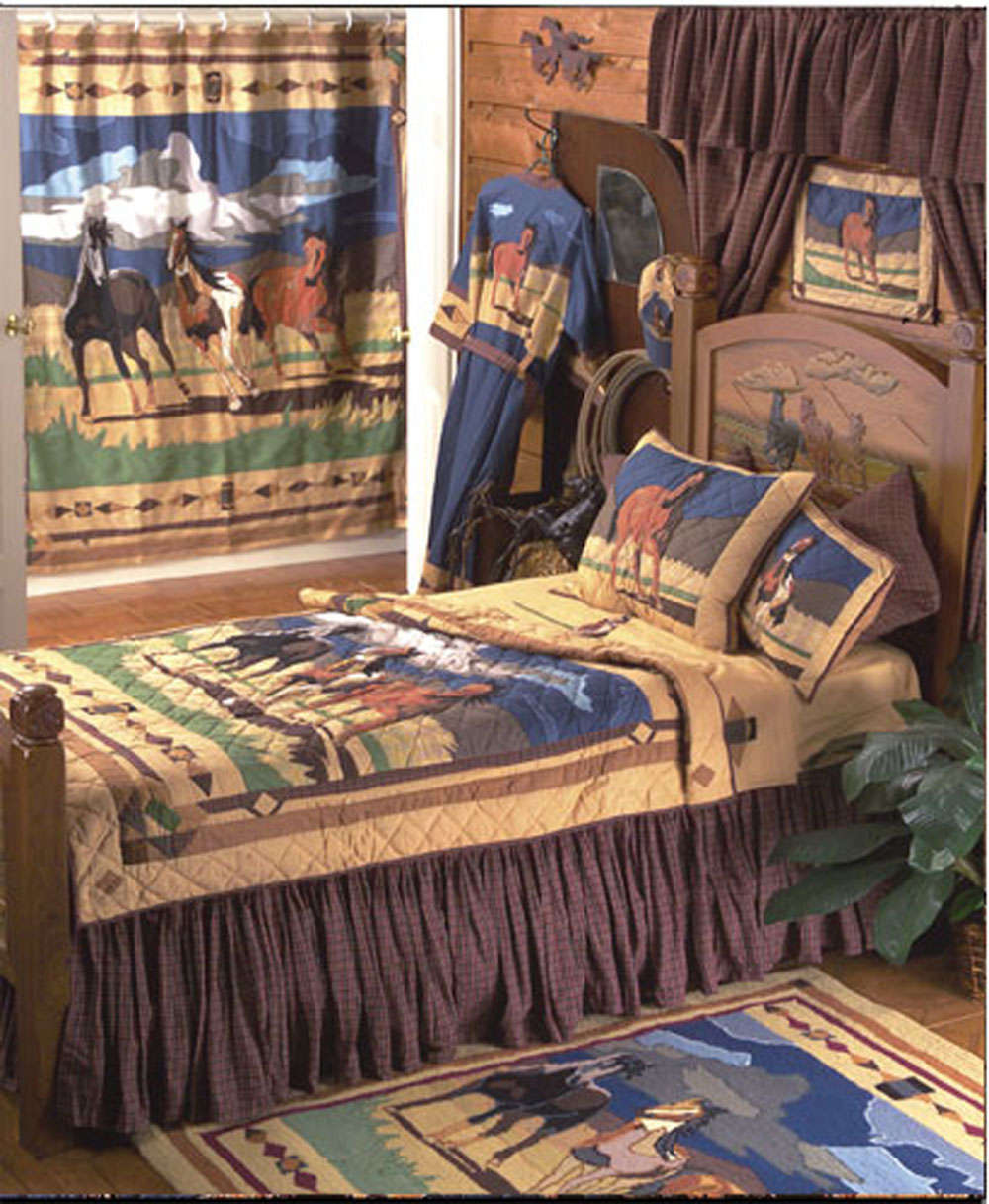 Wild Horses by Patchmagic Quilts