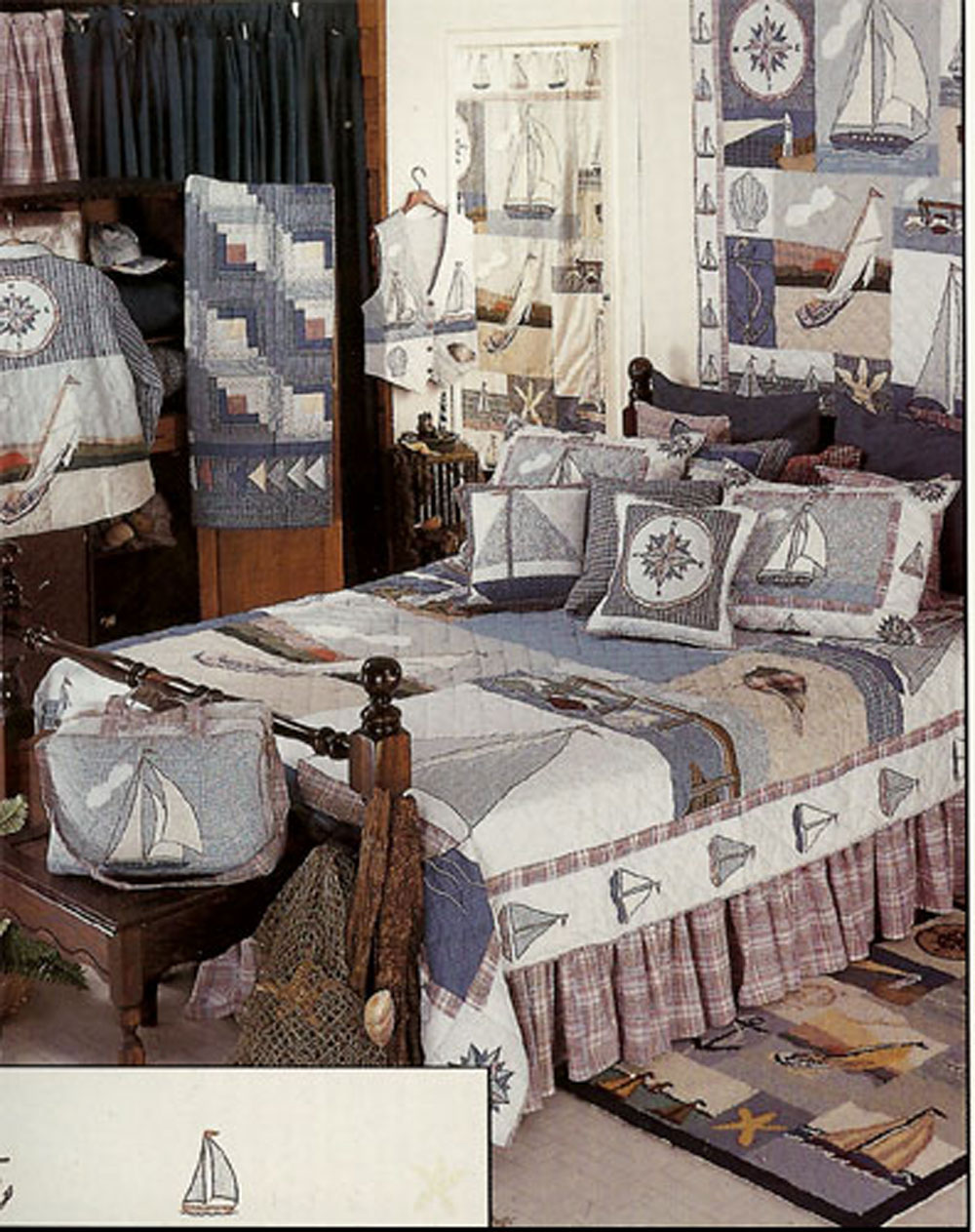 Nautical By Patchmagic Quilts Beddingsuperstore Com