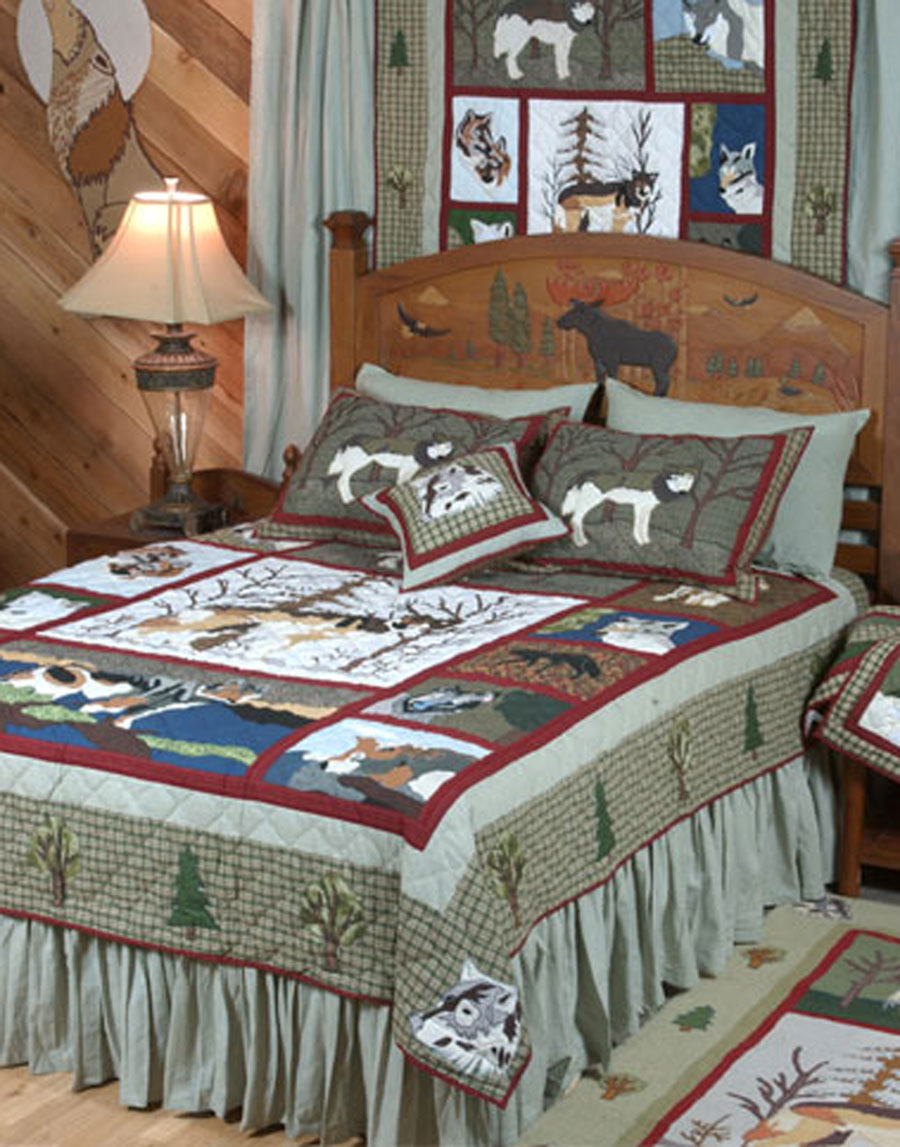 Call Of The Wild By Patchmagic Quilts Beddingsuperstore Com
