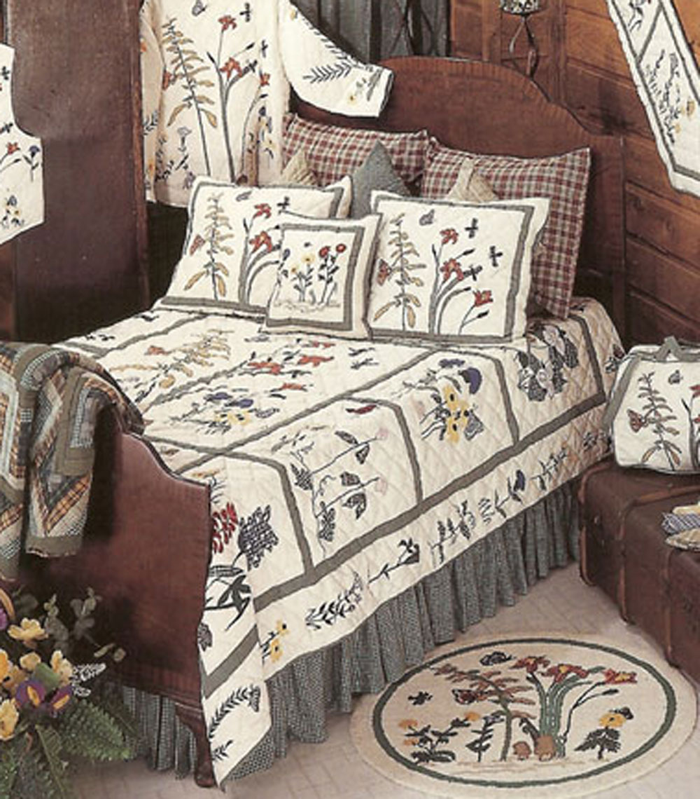 Wildflower By Patchmagic Quilts Beddingsuperstore Com