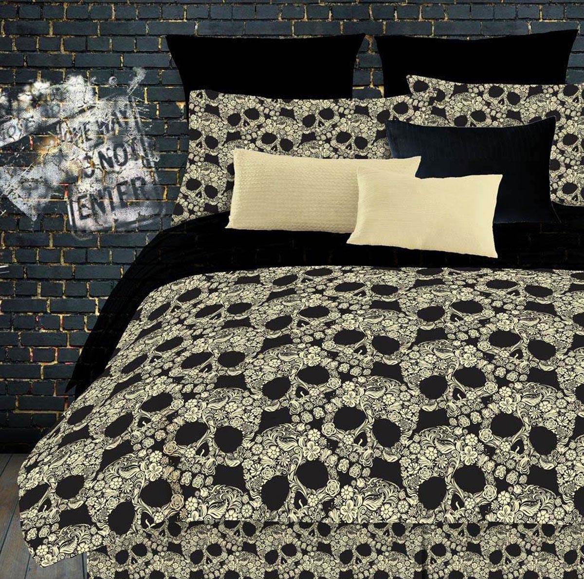 Flower Skull By Street Revival Veratex Beddingsuperstore Com