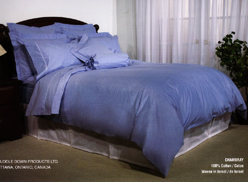 Chambray Blue By Cd Bedding Of Ca Beddingsuperstore Com