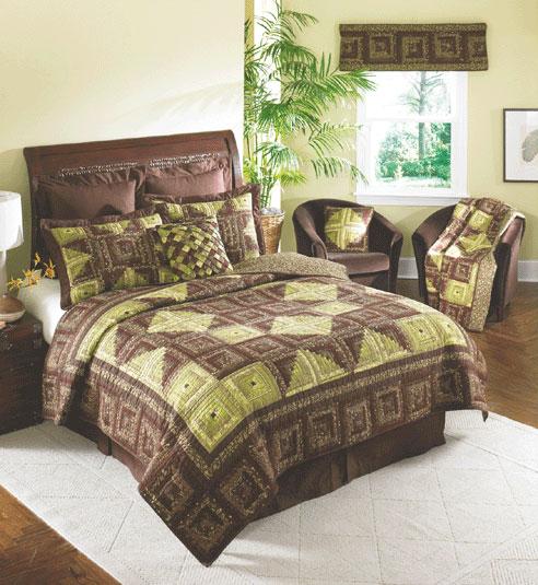 Pistachio Star By Donna Sharp Quilts Beddingsuperstore Com