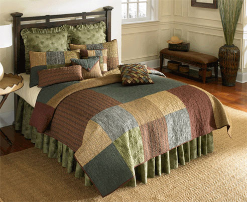 Terra Square By Donna Sharp Quilts Beddingsuperstore Com