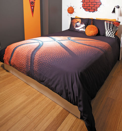 basketball decor for bedroom basket by zenima beddingsuperstore 14098