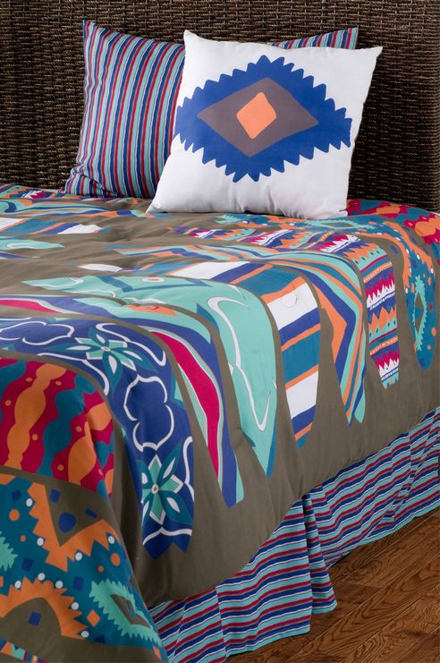 Surfs Up By Rizzy Home Bedding Beddingsuperstore Com