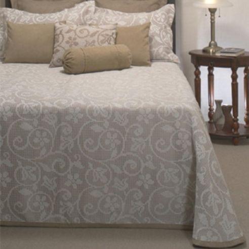 Crochet Ivory By Chene Bedspread Beddingsuperstore Com