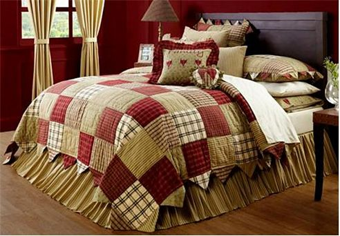 Heartland By Vhc Brands Quilts Beddingsuperstore Com