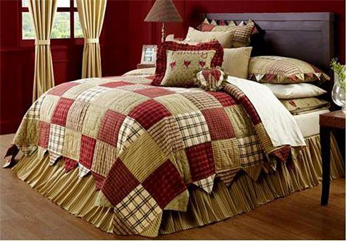 Heartland By Vhc Brands Quilts Beddingsuperstore Com