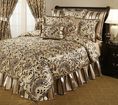 Savona By Austin Horn Luxury Bedding Beddingsuperstore Com