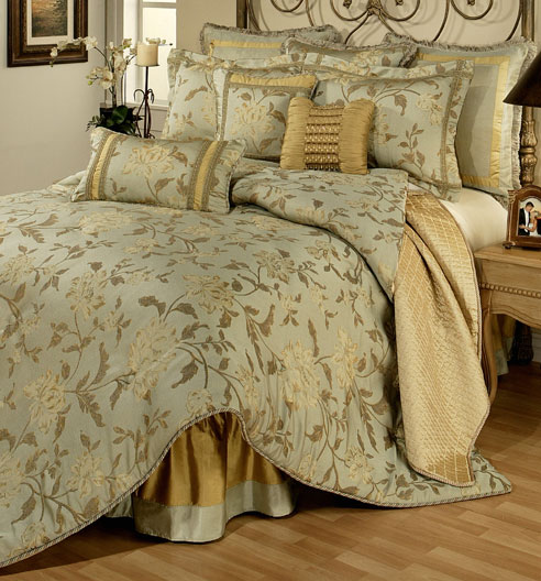 Savoy By Austin Horn Luxury Bedding