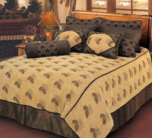 Pine Cone By Hiend Accents Homemax Beddingsuperstore Com