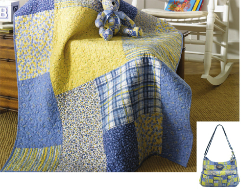 Heather Patch Baby By Donna Sharp Quilts