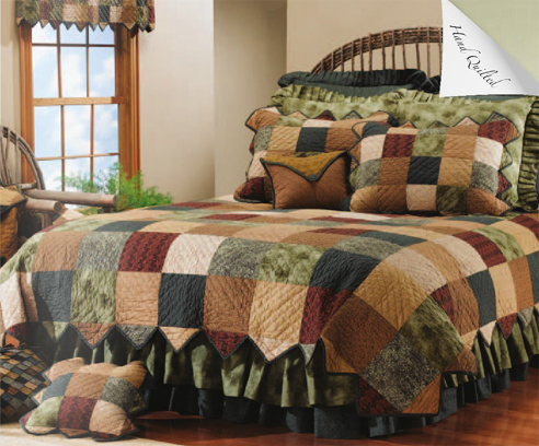 Earth Patch By Donna Sharp Quilts Beddingsuperstore Com