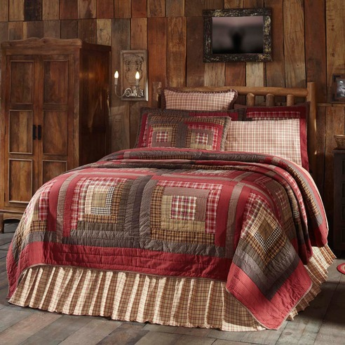 Tacoma By Vhc Brands Quilts Beddingsuperstore Com