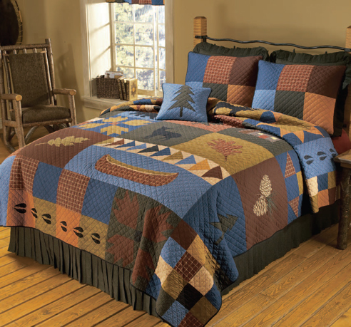Wilderness By Donna Sharp Quilts Beddingsuperstore Com