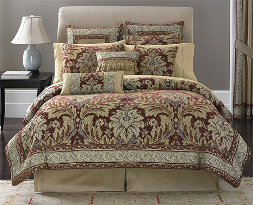 Fresco By Croscill Home Fashions Beddingsuperstore Com