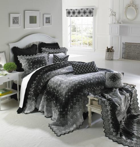 Salt Pepper By Donna Sharp Quilts Beddingsuperstore Com