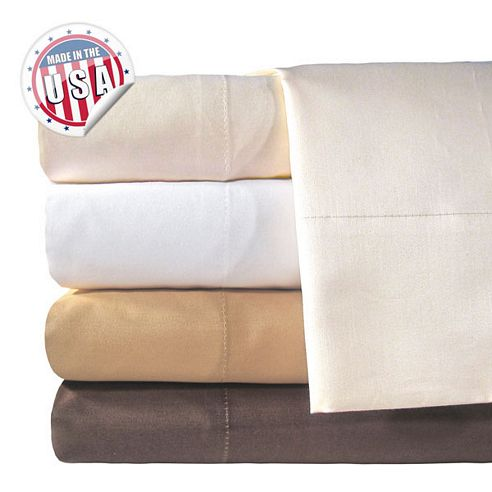 Solid 800 Thread Count Sheets By Veratex