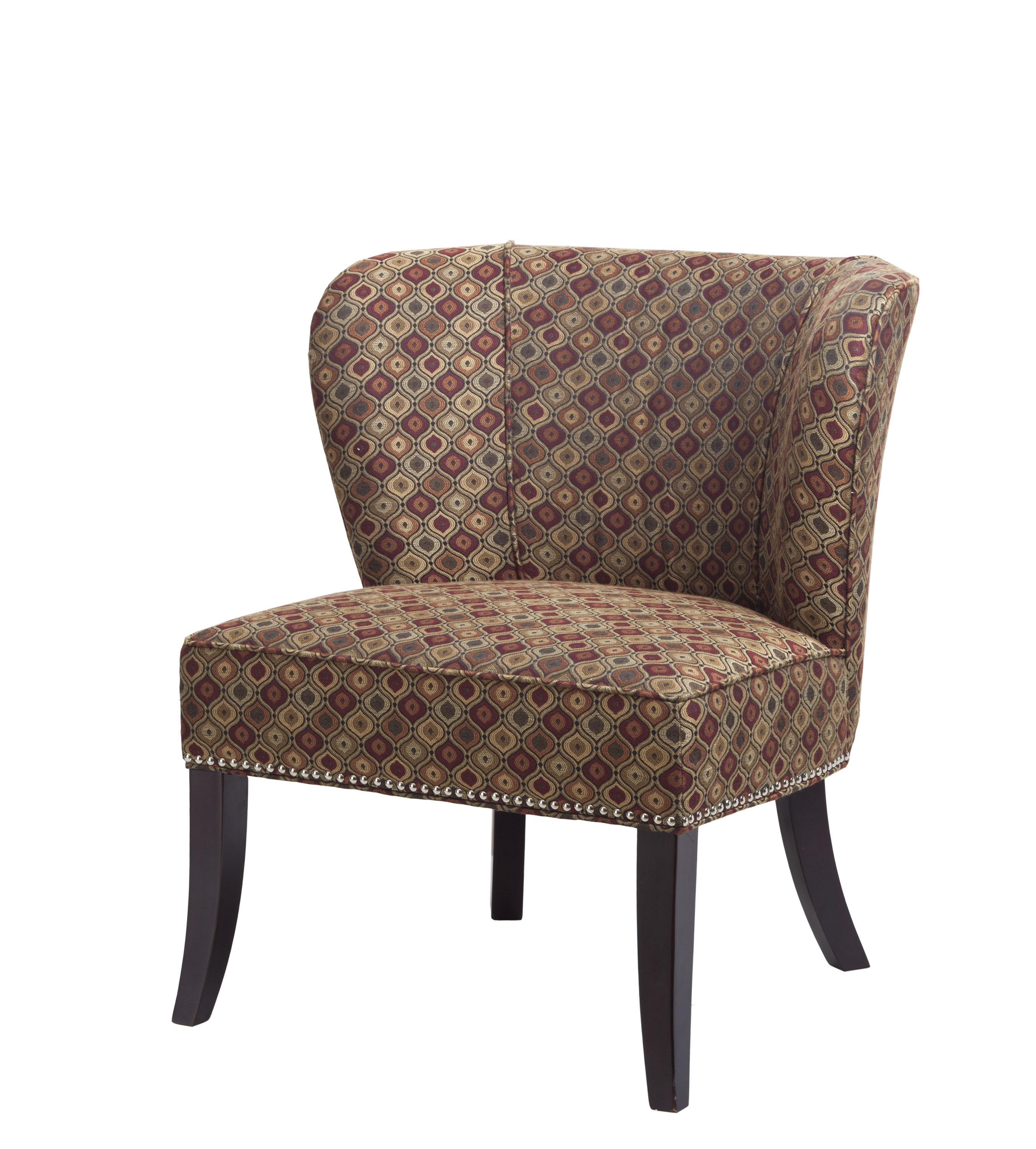 Madison Park Iso Accent Chair: Madison Park Hilton Accent Chair One