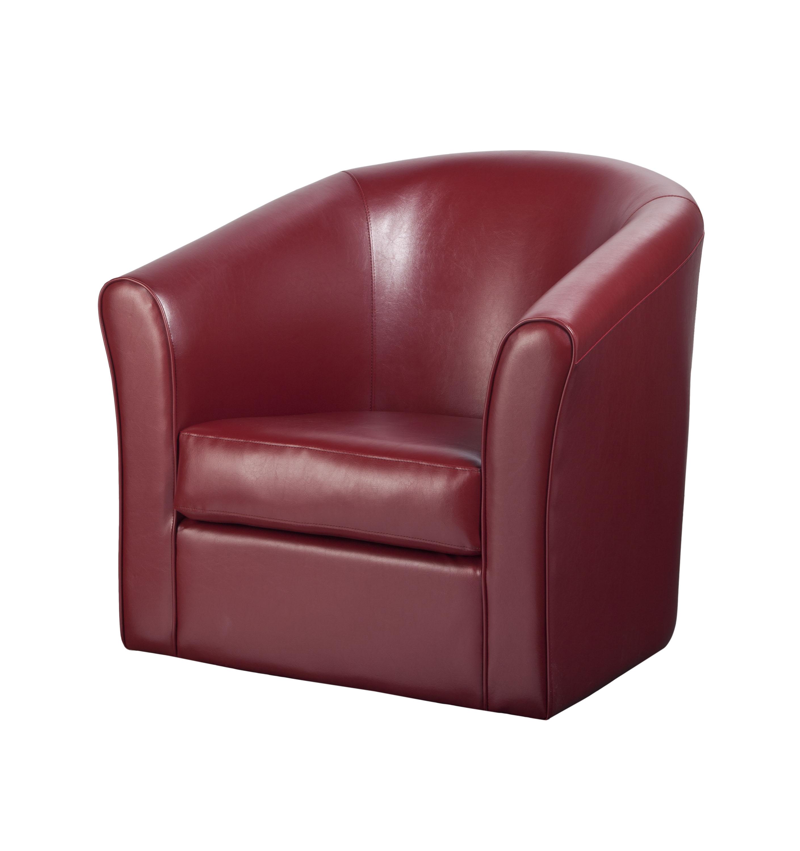 Madison Park Savannah Tub Swivel Accent Chair Three