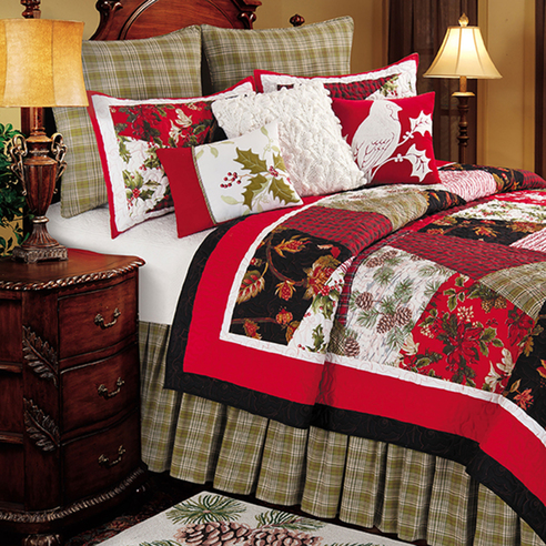 Winterberry By C Amp F Quilts Beddingsuperstore Com