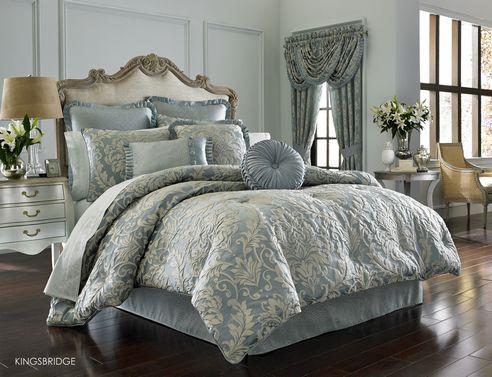 Kingsbridge By J Queen New York Beddingsuperstore Com