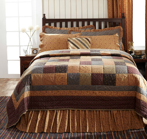 Lewiston By Vhc Brands Quilts Beddingsuperstore Com