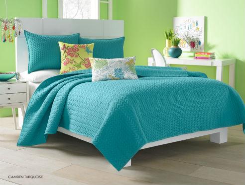 Camden Turquoise By J Queen New York Beddingsuperstore Com