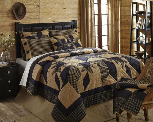 Dakota Star By Vhc Brands Quilt Beddingsuperstore Com