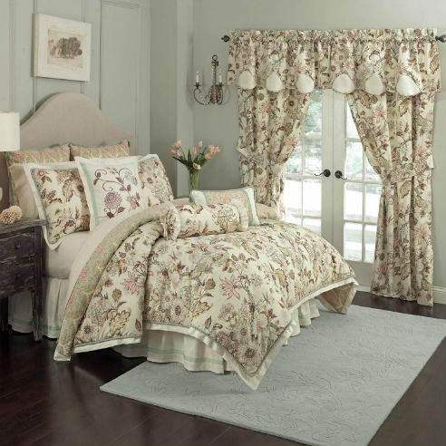Graceful Garden By Waverly Bedding Beddingsuperstore Com