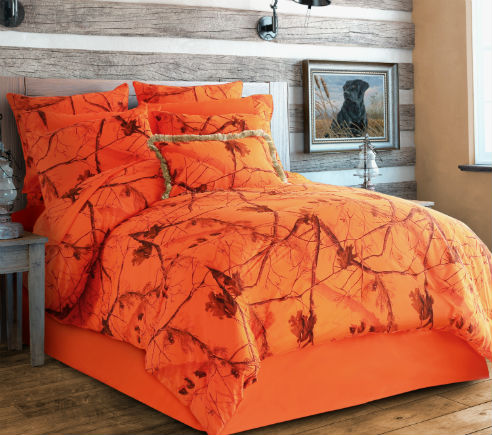 Realtree Ap Blaze By Carstens Lodge Bedding