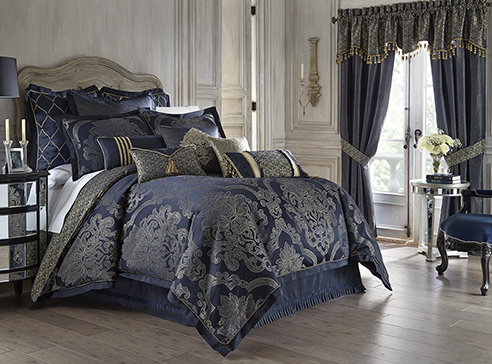Vaughn By Waterford Luxury Bedding Beddingsuperstore Com