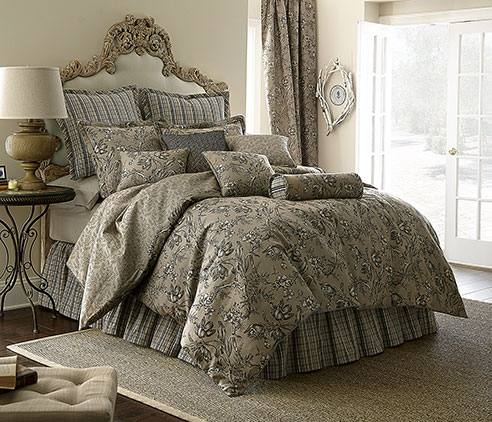 Chaumont By Rose Tree Bedding