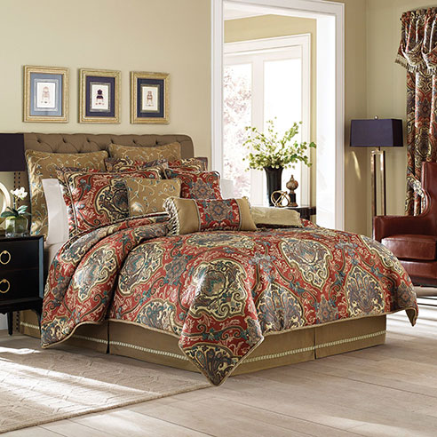 Orleans By Croscill Home Fashions Beddingsuperstore Com