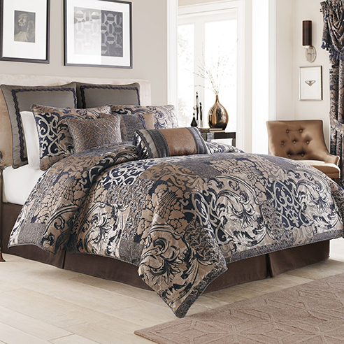 Ryland By Croscill Home Fashions Beddingsuperstore Com