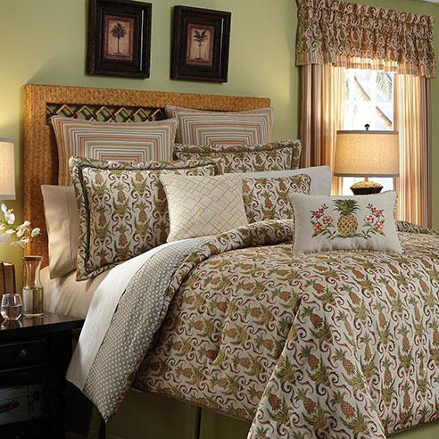 Pina Colada By Croscill Home Fashions Beddingsuperstore Com
