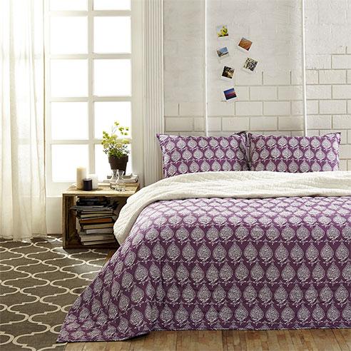 Priya Amethyst By Vhc Brands Quilts Beddingsuperstore Com