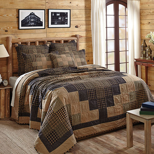 Coal Creek By Vhc Brands Quilts Beddingsuperstore Com