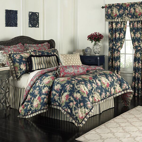Sanctuary Rose By Waverly Bedding Collection