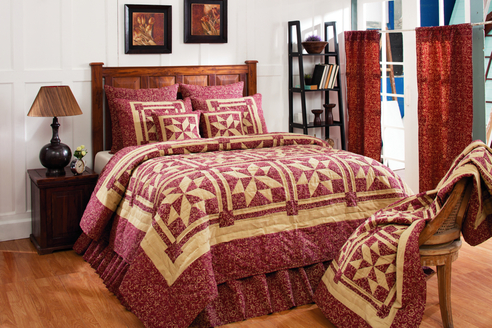Evelyn Wine By Olivias Heartland Quilts