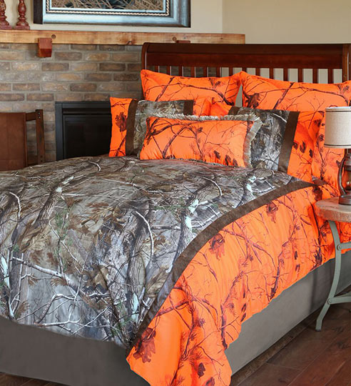 Realtree Ap And Realtree Ap Blaze By Carstens Lodge