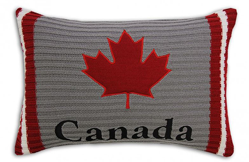 Oh Canada Decorative Cushion By Alamode Home