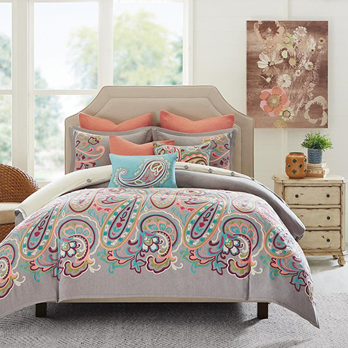 Persian Paisley By Hampton Hill Beddingsuperstore Com